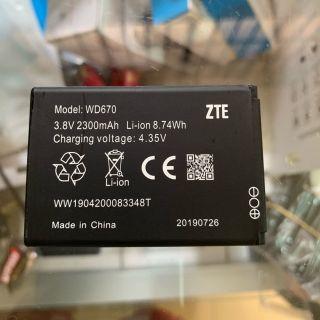 Pin Wifi 4G ZTE WD670