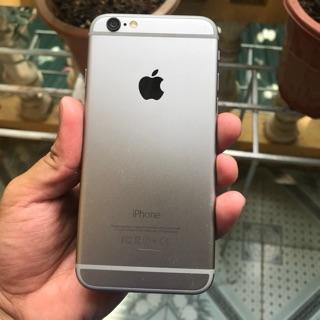 🔖 Điện thoại Iphone 6 16gb lock gray ( chính hãng appe)