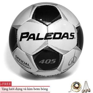 Quả bóng đá Paledas tiêu chuẩn thi đấu Size 5 - nhà phân phối chính hãng - tặng kèm kim bơm và lưới thumbnail