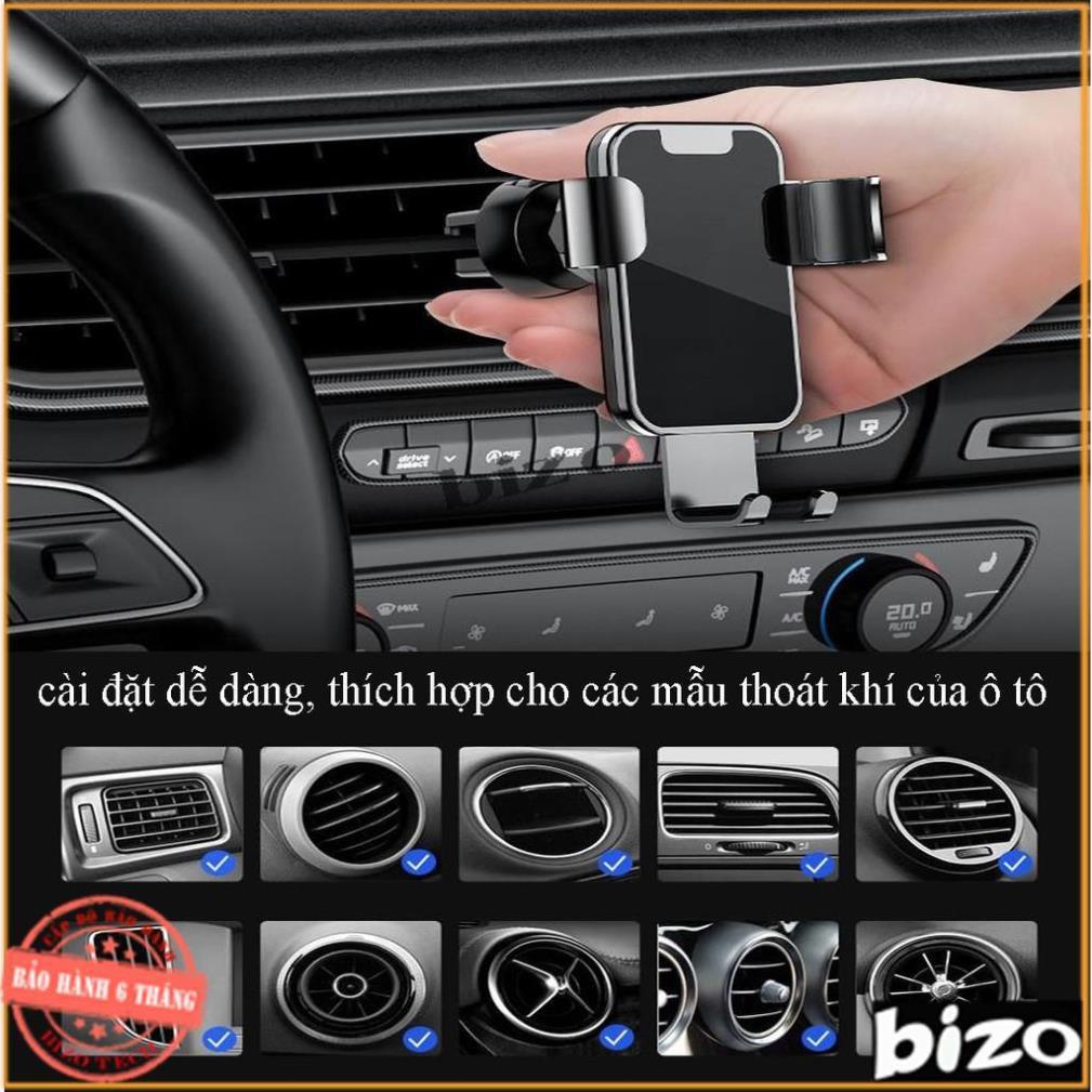 [SIÊU PHẨM CAO CẤP - BẢO HÀNH 24 THÁNG] Gía đỡ điện thoại trên ô tô, kệ đỡ điện thoại CO11