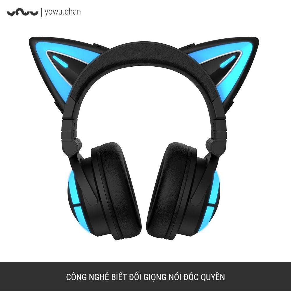 Tai Nghe Mèo Demon Dance YOWU cool ngầu