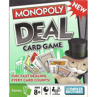 [99k Free Ship] Monopoly Deal Pack – Cờ tỷ phú phiên bản thẻ bài độc lạ