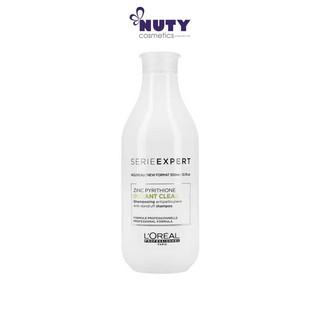Dầu Gội Trị Gàu L oreal Serie Expert Zinc Pyrithione Instant Clear Shampoo (300ml)