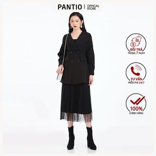 Áo Vest chất liệu thô dáng suông tay bồng FAV9855 - PANTIO thumbnail
