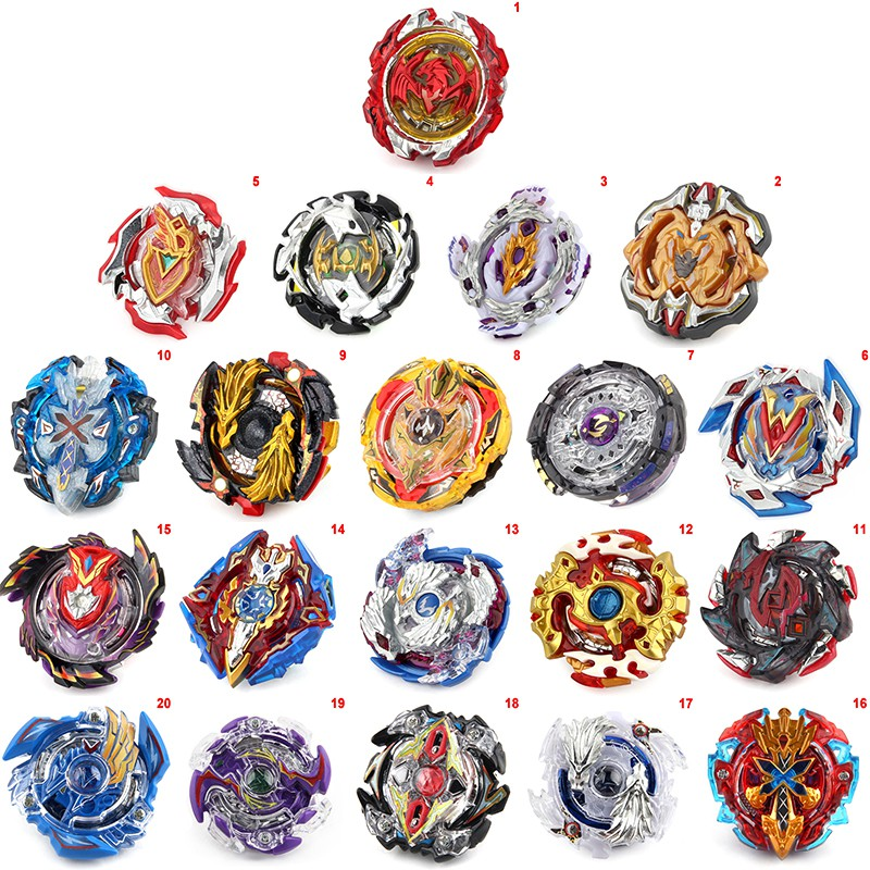 Takashiflower BEYBLADE BURST TOP GASING Burst Gyro Trans (No Box)