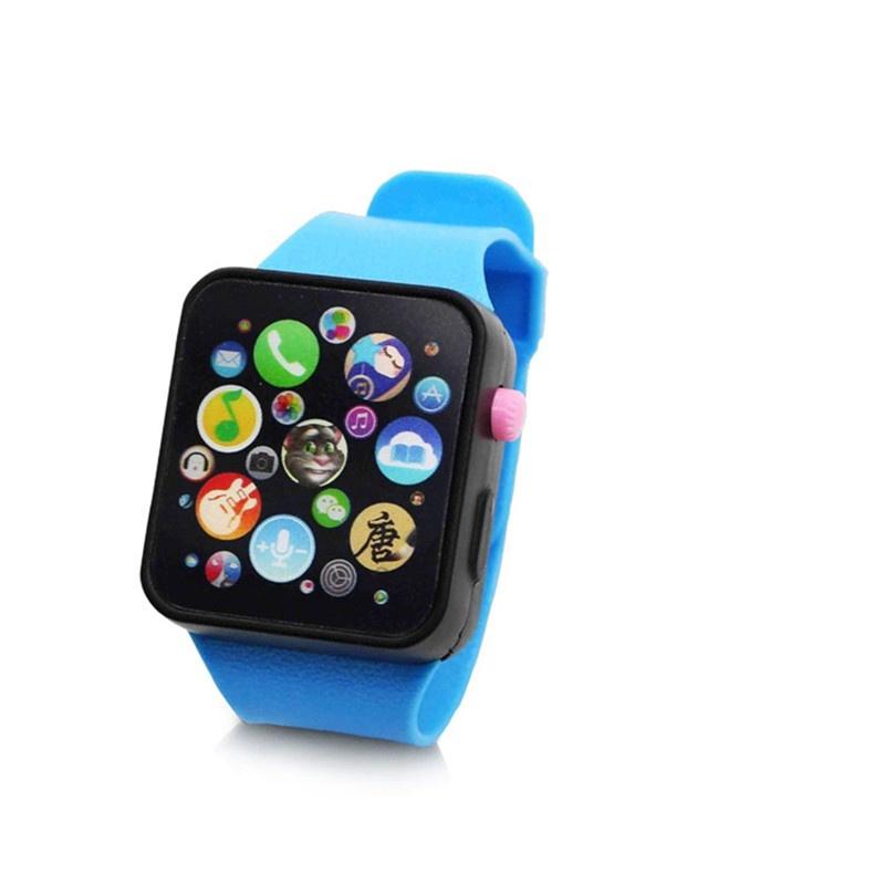 Đồng hồ cảm ứng đa năng cho bé