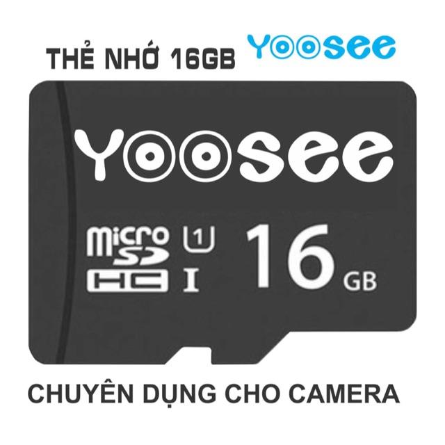 Thẻ nhớ YOOSEE 16GB chuyên dụng cho camera