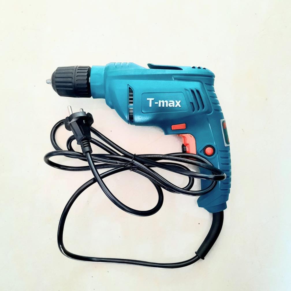 Máy khoan điện mini giá rẻ- máy khoan T max id550