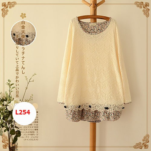 Áo len L254