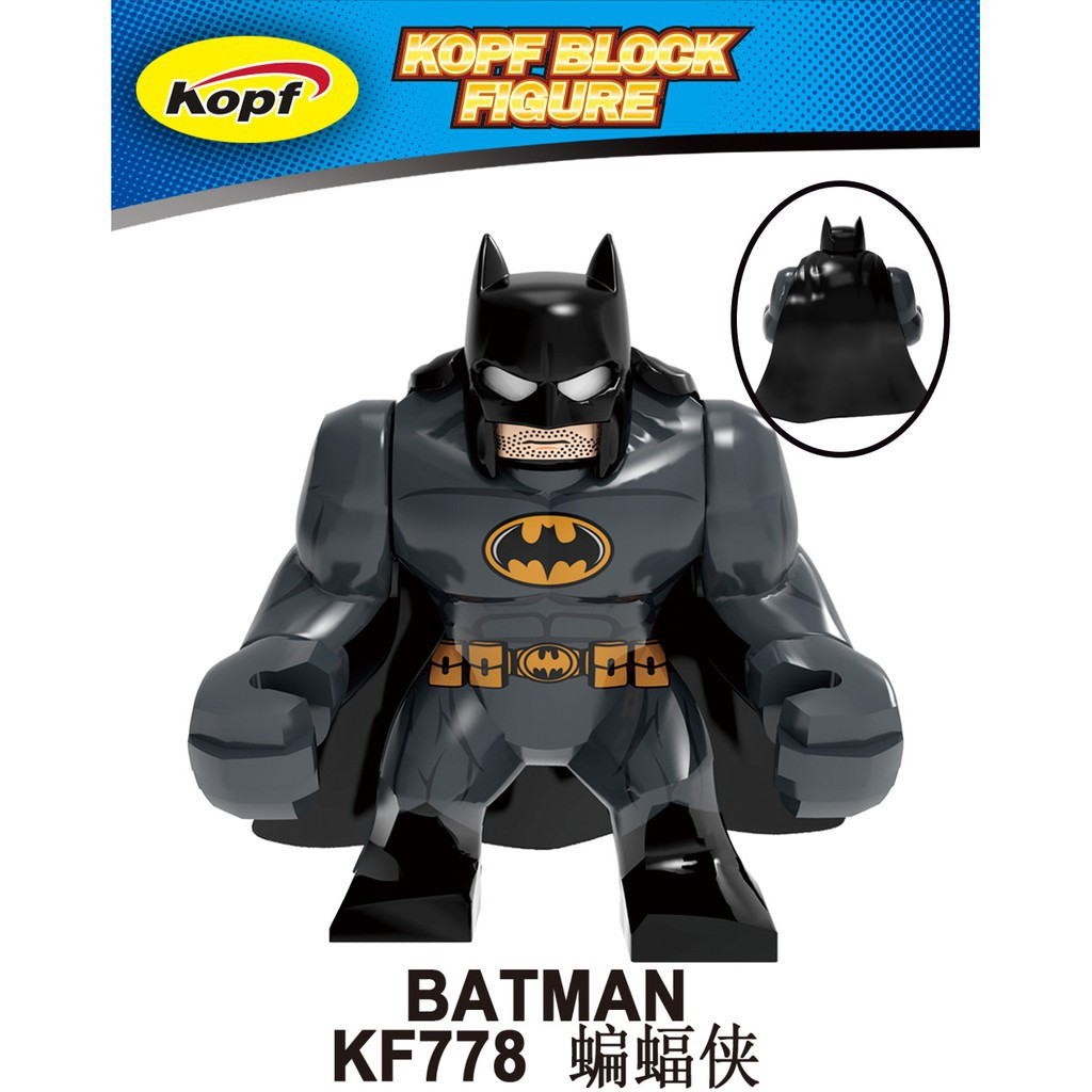 Mô Hình Đồ Chơi Lắp Ráp Lego Nhân Vật Siêu Anh Hùng Batman Kf778