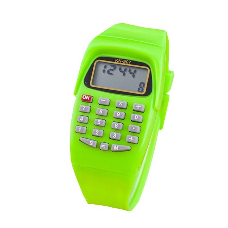 Đồng hồ thông minh nam nữ kết hợp máy tính DH76