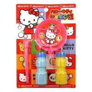 Bộ thổi bong bóng xà phòng Kitty Hàng Nhật Nội Địa