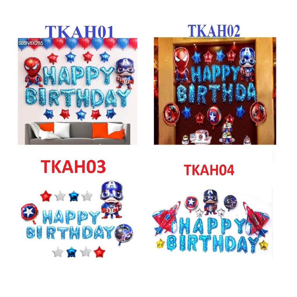 ( Kèm bơm + băng dính ) Tổng hợp set trang trí sinh nhật bé trai mẫu Người Nhện - 2555967 , 1208681149 , 322_1208681149 , 150000 , -Kem-bom-bang-dinh-Tong-hop-set-trang-tri-sinh-nhat-be-trai-mau-Nguoi-Nhen-322_1208681149 , shopee.vn , ( Kèm bơm + băng dính ) Tổng hợp set trang trí sinh nhật bé trai mẫu Người Nhện