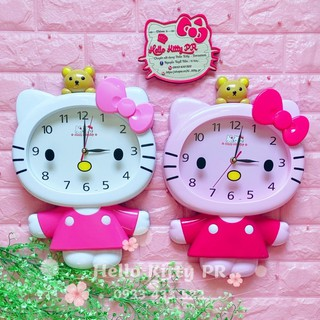 Đồng hồ treo tường Hello Kitty