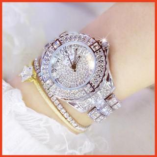 Đồng hồ nữ Bee Sister MS01 32mm mặt đính đá cao cấp thumbnail