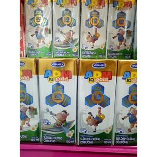 Sữa tươi Vinamilk ADM vỉ 4 hộp x 180ml 4 hộp x 110ml thumbnail