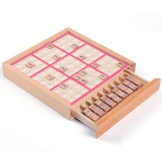 Sudoku trò chơi phát triển trí tuệ