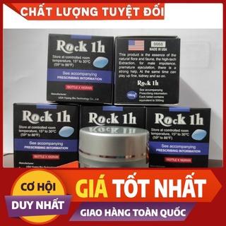 ROCK 1H – Cực Mạnh – Hàng Mỹ (Hộp 10v) – Đẳng cấp phái mạnh, Hỗ trợ sinh lý nam giới