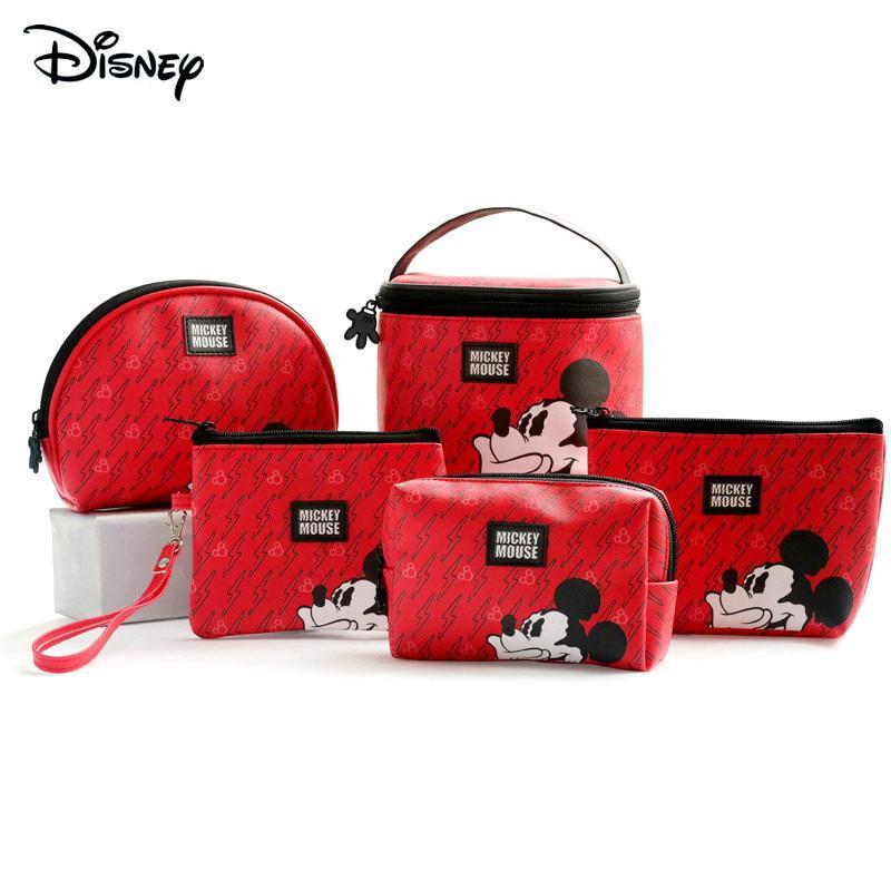 Disney túi mỹ phẩm, trường hợp mỹ phẩm, túi tote nữ lưu trữ