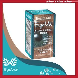 Viên uống bổ mắt Health Aid Eyevit (Chai 30 viên)