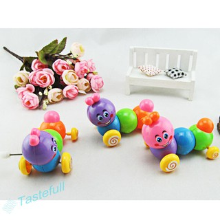 Kids Colorful Wind-up Toys Baby Developmental Educational Toy