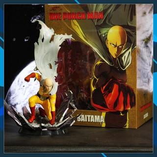 Mô Hình One Punch Man – Saitama vs Boros