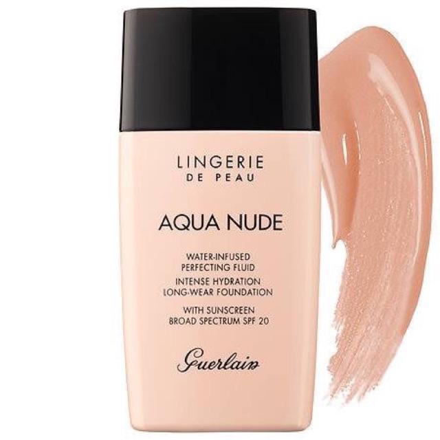 Kem nền guerlain lingerie Aqua nude