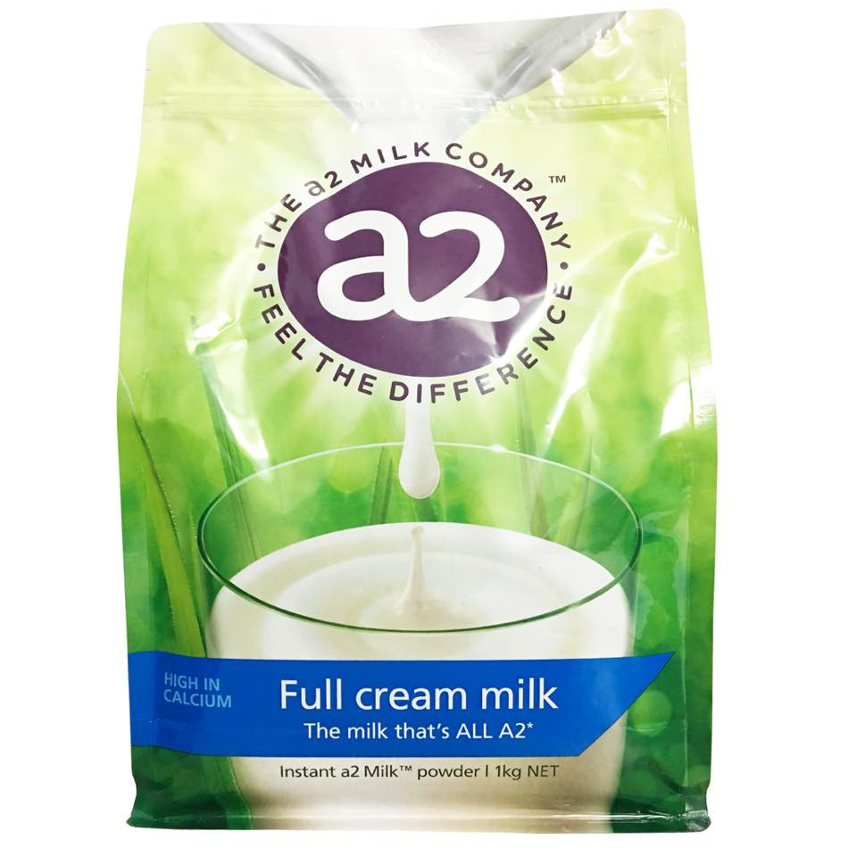 Date Tháng 9/2020 - Sữa A2 của Úc