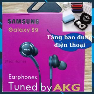 [ Tặng Túi Đựng Phụ Kiện ] Tai nghe Samsung AKG S9 Tai Nghe Nhét Tai Dòng Cao Cấp Có Hộp Đựng Sang Trọng