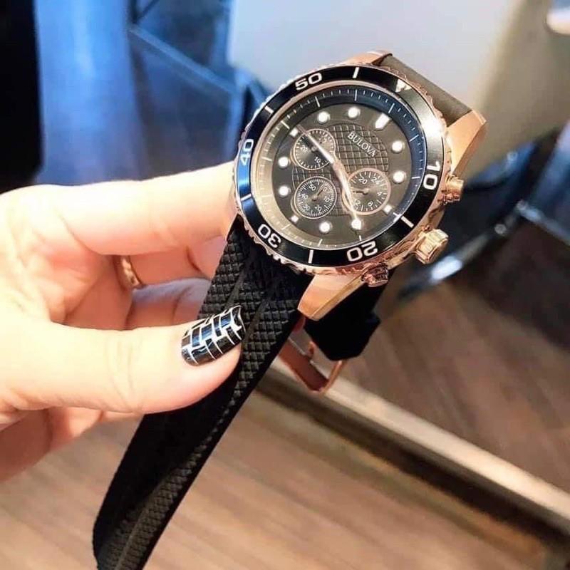 Đồng hồ nam chính hãng Bulova 98 .