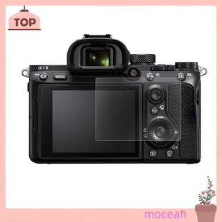 mocean LCD Screen Protector 9H Tempered Glass Film Protective Cover for Sony A7III thumbnail