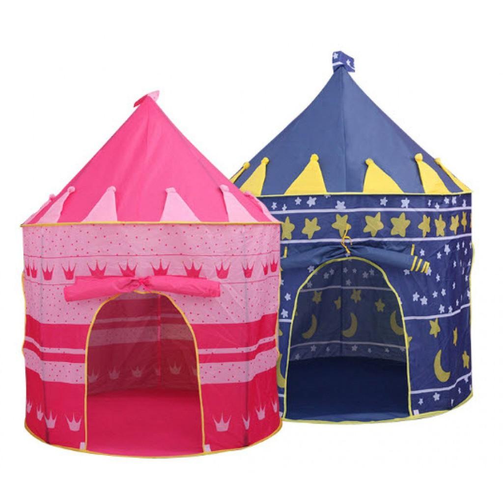 Lều công chúa, hoàng tử cho bé vui chơi