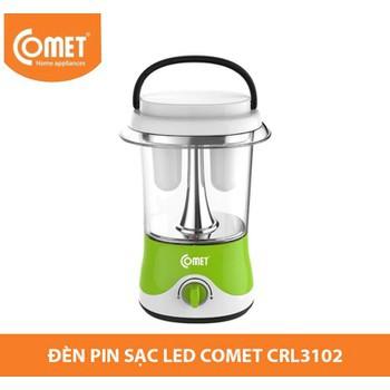 Đèn Sạc LED Comet CRL3102 8W (Xanh Lá Cây)