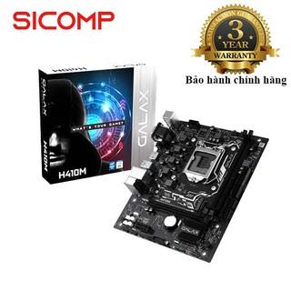 Bo mạch chủ GALAX B365M new, bảo hành chính hãng 36th (Intel B365, Socket 1151, m-ATX, 2 khe RAM DDR4) thumbnail