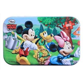 Ghép Hình 60 Mảnh Hộp In 3D- Chuột Mickey