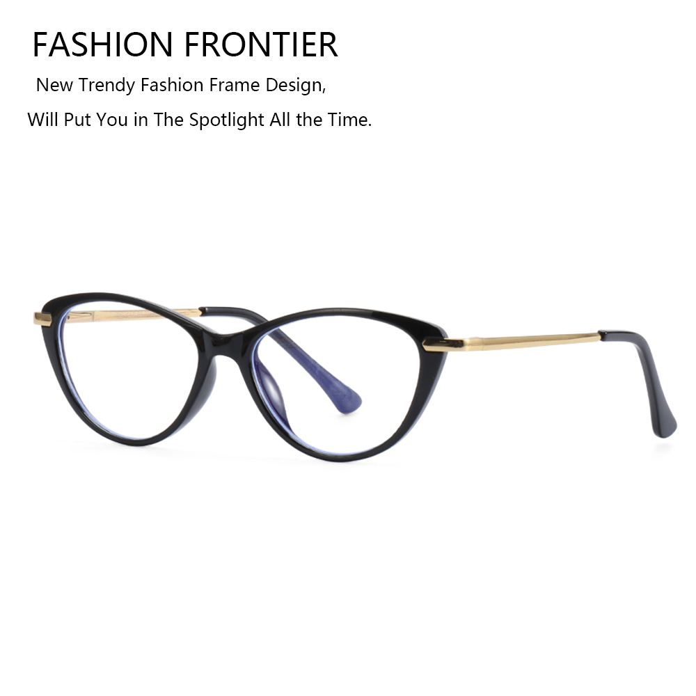 🍒ME🍒 Fashion Computer Glasses Reading Gaming Eyeglasses Blue Light Blocking Glasses Women & Men Anti Eye Eyestrain Oval Frame Non-Prescription...