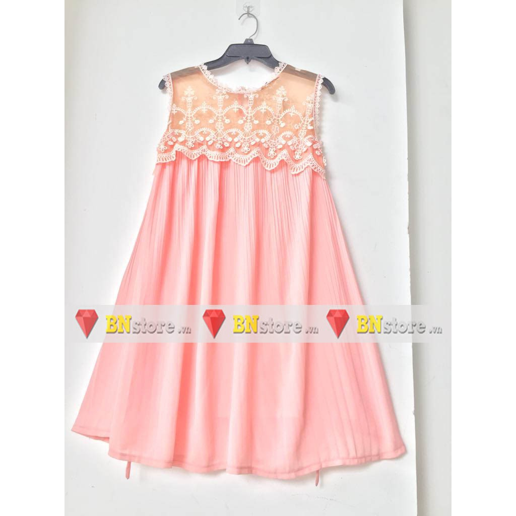 Đầm bầu chất voan mề