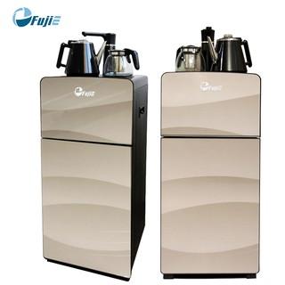 Cây nước nóng lạnh kết hợp bàn pha trà, cafe FujiE WD1170E