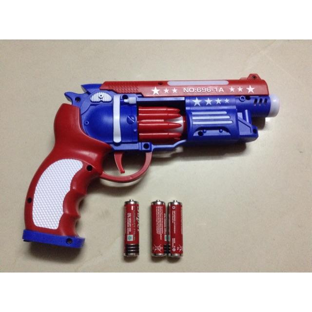 súng đồ chơi pin có nhạc đèn cho bé mẩu 2 - 3532761 , 784544923 , 322_784544923 , 41000 , sung-do-choi-pin-co-nhac-den-cho-be-mau-2-322_784544923 , shopee.vn , súng đồ chơi pin có nhạc đèn cho bé mẩu 2
