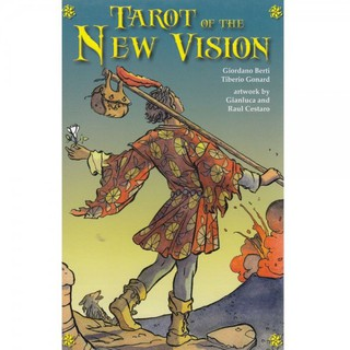Bài Tarot – Tarot of the New Vision | matna75