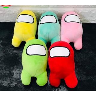 Gấu bông Among Us Siêu Hot Size 15cm - Diabrand thumbnail