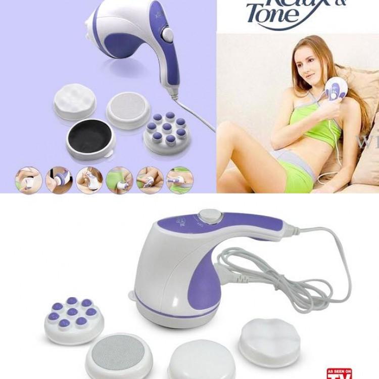 Máy Massage Relax Tone Giảm Nhức Mỏi, Thư Giản Và Tan Mỡ