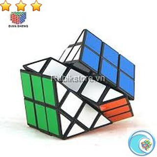 [Rubik biến thể 6 mặt] Diansheng Case cube