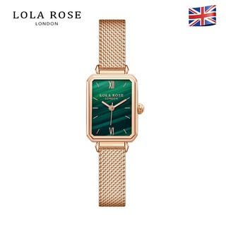 Đồng hồ thời trang nữ Lolarose dây kim loại đá bảo thạch cao cấp bảo hành 2 năm LR41 thumbnail