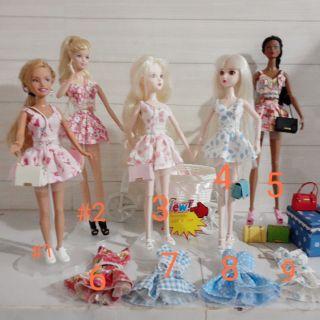 Quần áo cho 1/8, xinyi,barbie,fr,muse…giá rẻ