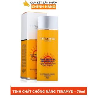 Huyết Thanh Chống Nắng Tenamyd SPF 50/PA+++ Aqua Sun Serum SPF 50/PA