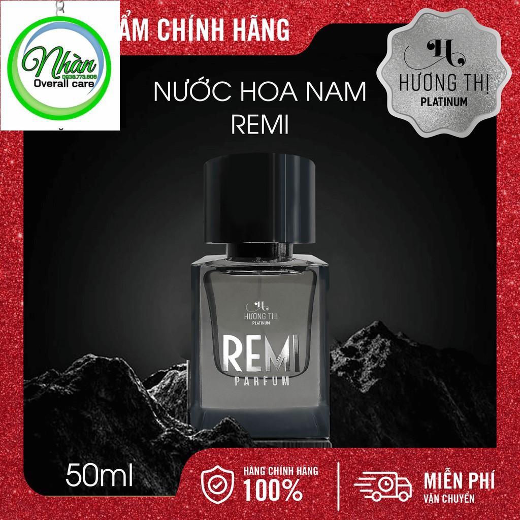 Nước Hoa Nam Remi Hương Thị Phong Cách Cá Tính Cho Phái Mạnh 50 ml -TĐL NHÀN TRƯƠNG