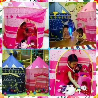 [Khuyến Mãi] Lều lâu đài cho công chúa và hoàng tử nhỏ Mẫu Mới