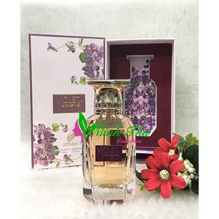 Nước hoa nữ Afnan Violet Bouquet (Clone Baccarat) [Fullseal 80ml] thumbnail