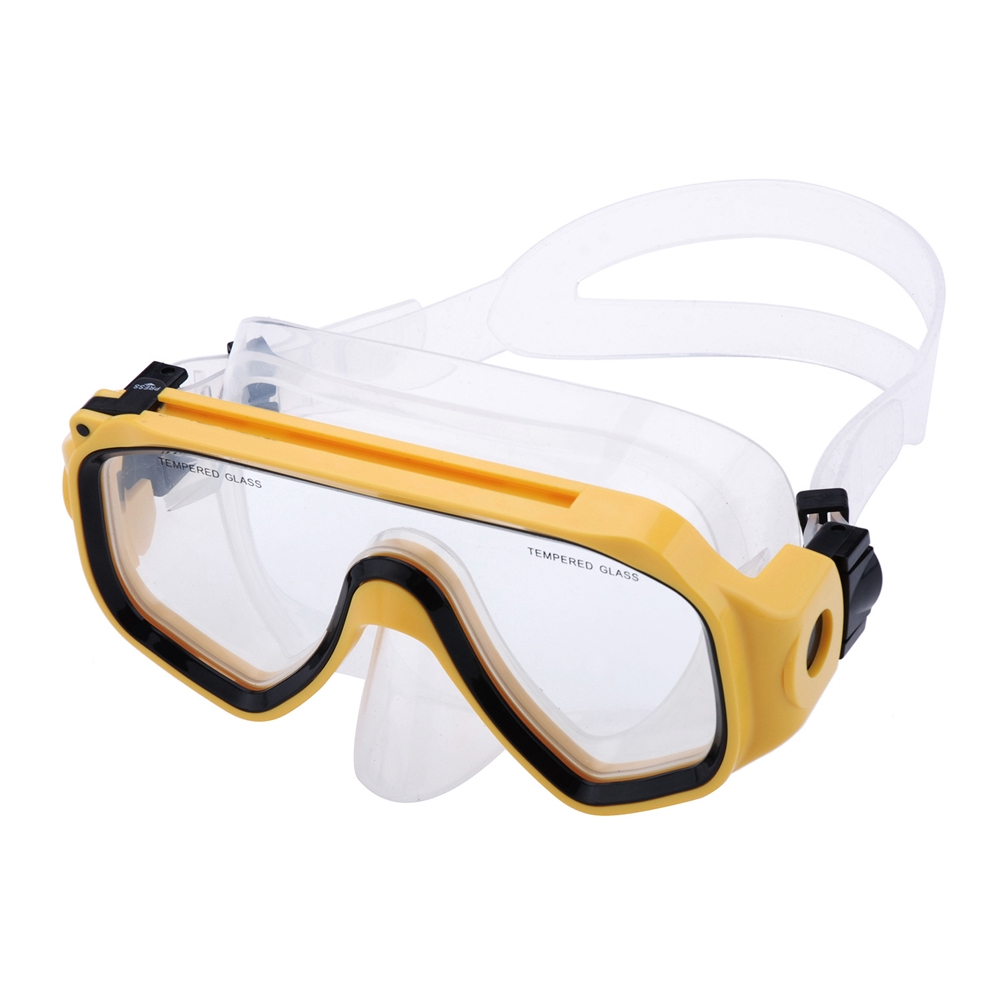 Photography Swimming Scuba Detachable Mask Mount With Camera Case Accessory Underwater Diving Glasses For Gopro Hero